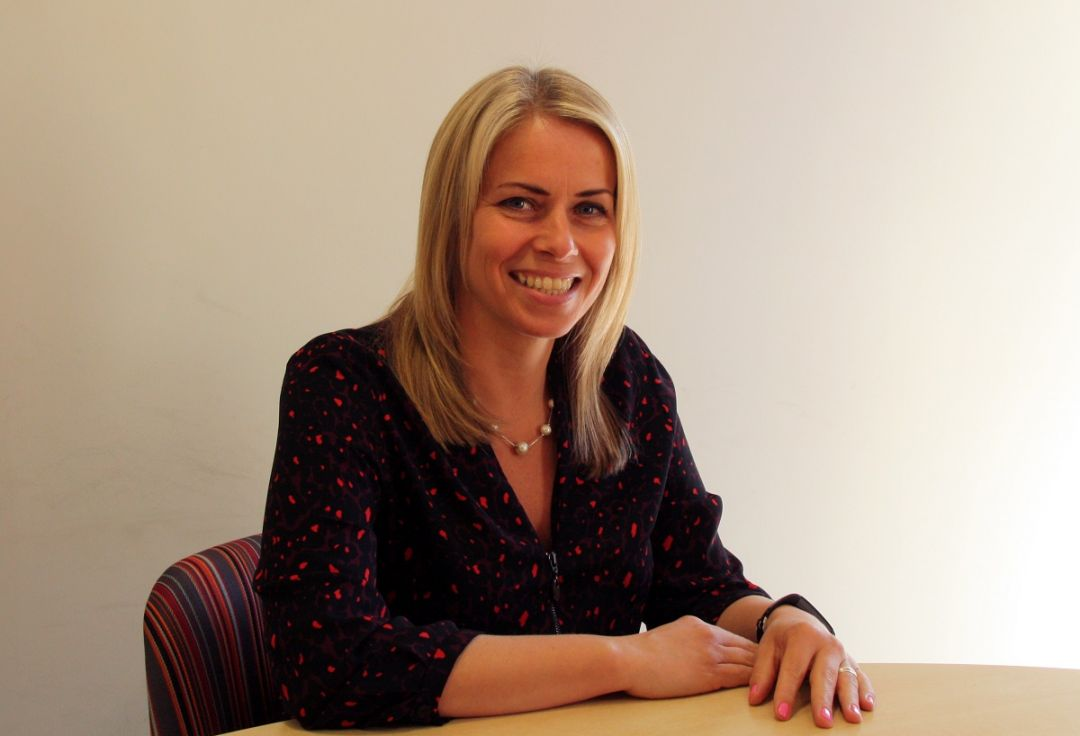 Branston strengthens its senior team with a promotion to Sales & Marketing Director