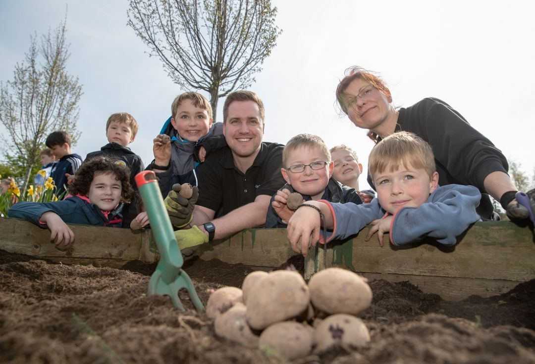 Potato Agronomists go back to school