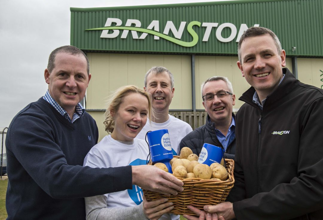 Branston announces its Charities of the Year for 2018