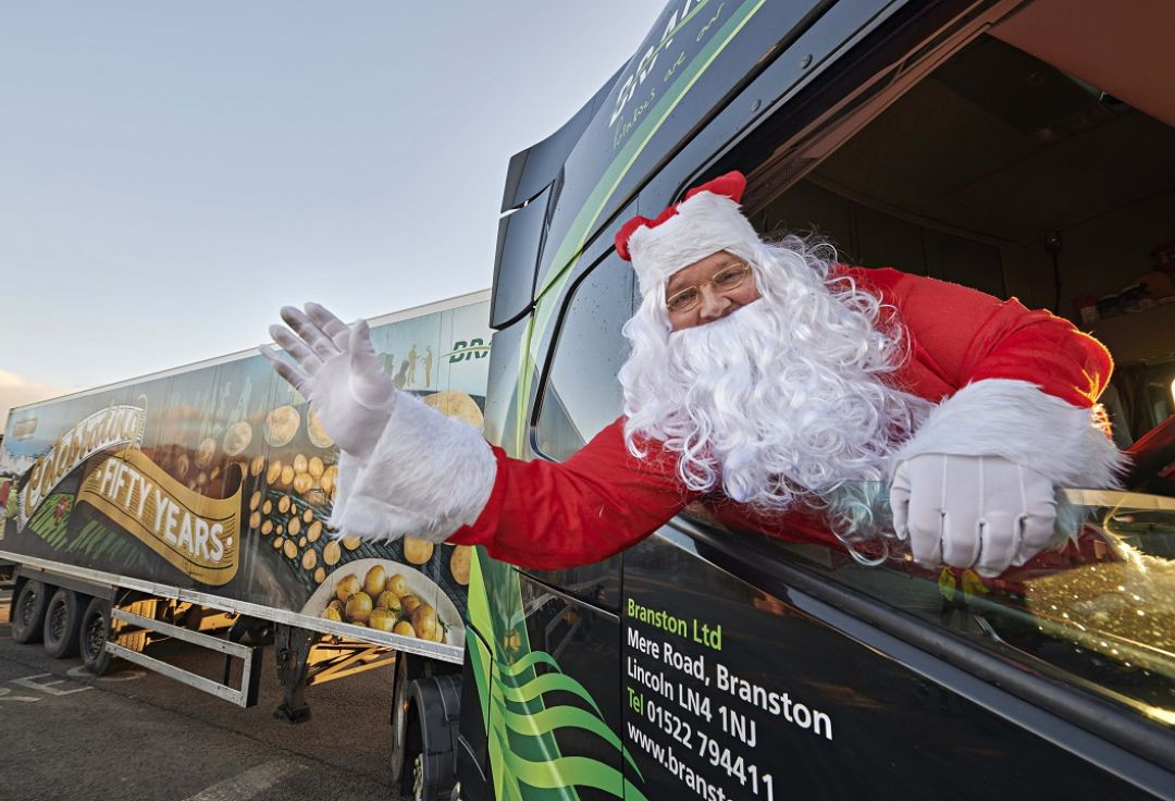 Gearing up to deliver Christmas dinner - Festive season sees surge in spud demand
