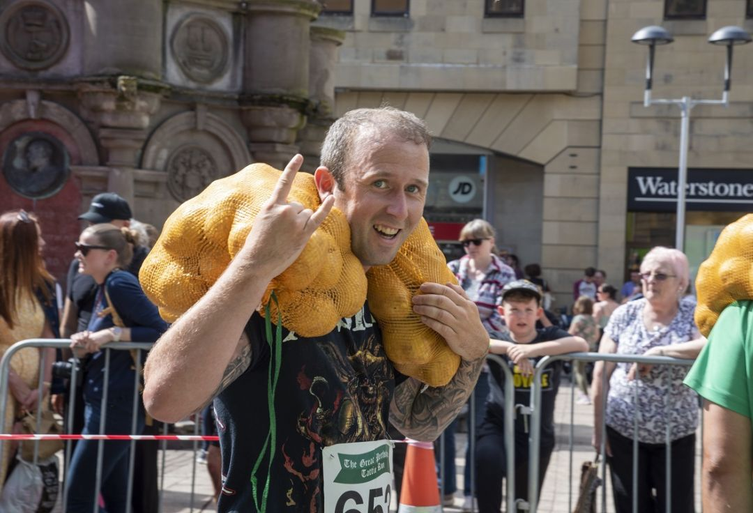 Great Perthshire Tattie Run
