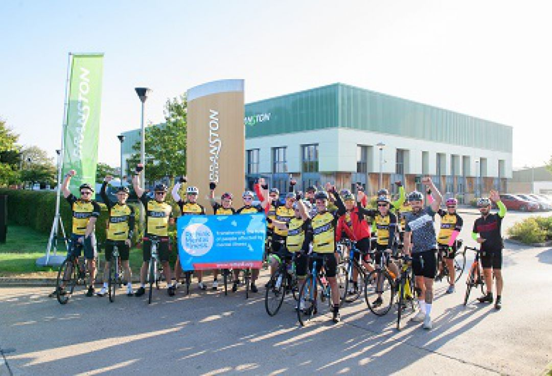 Century Cycle Ride raises over £13,000 for mental health charities